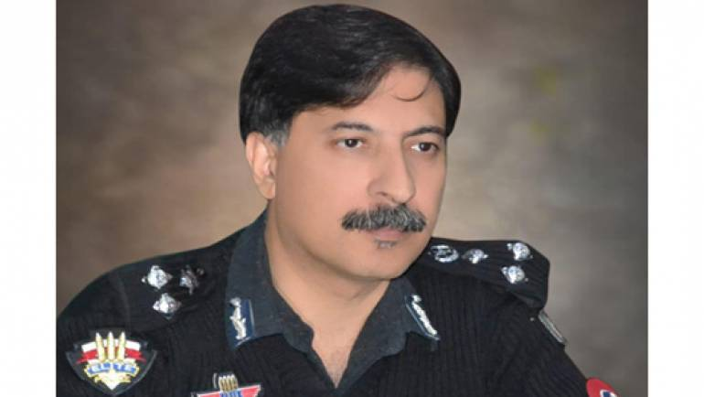 "Muhammad Karim Khan<br/> <p style=""font-size:14px"">Capital City Police Officer, Peshawar</p>"