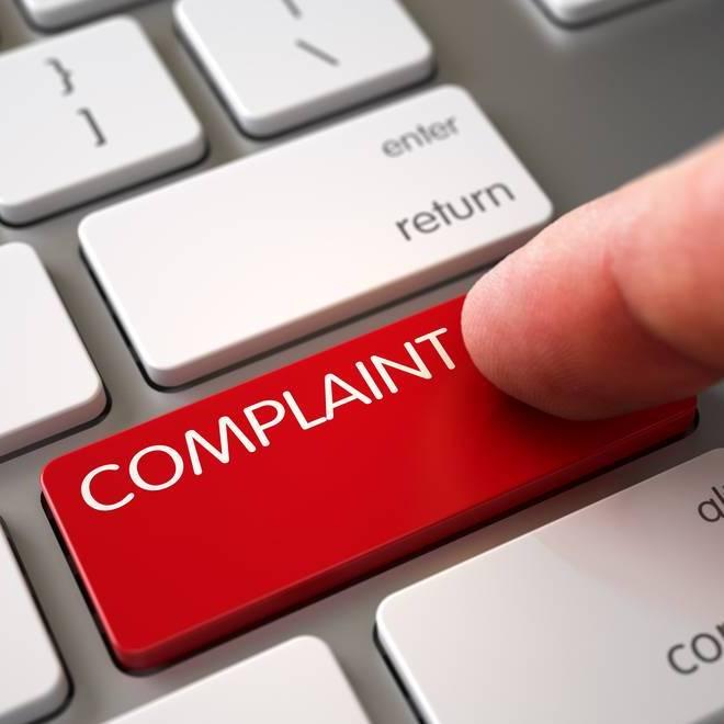 complaintonkeyboard
