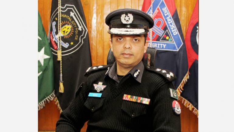 "Abbas Ahsan<br/> <p style=""font-size:14px"">Capital City Police Officer, Peshawar</p>"